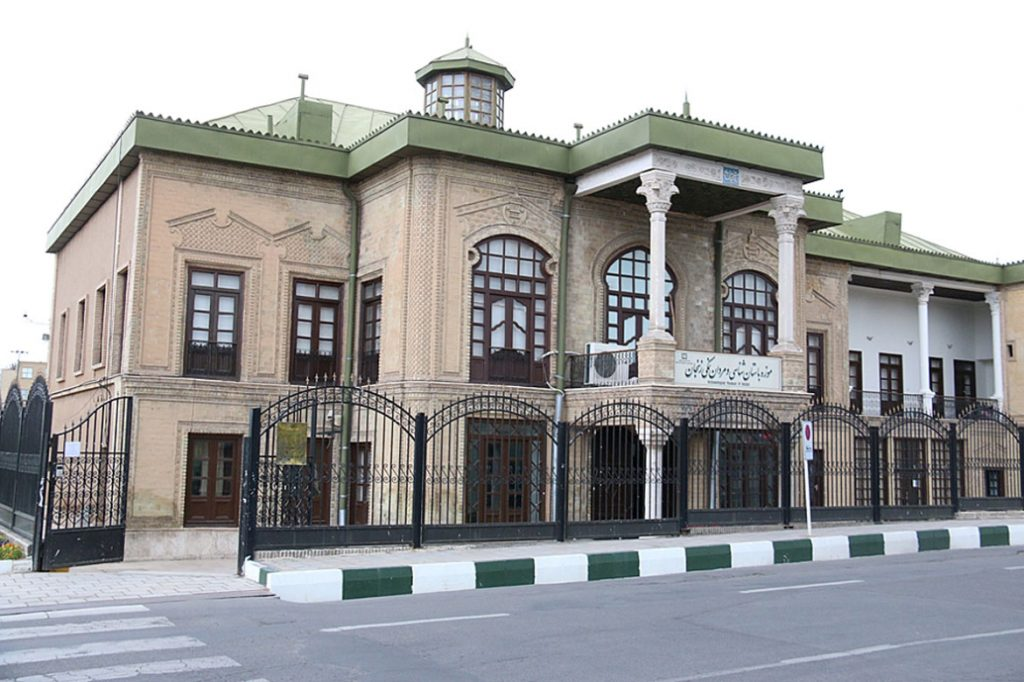 اماکن تاریخی زنجان-خانه ذوالفقاری