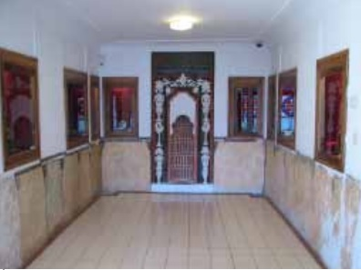 نمازخانه، خانه سلماسی