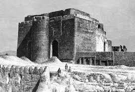 مسجد علیشاه (بنای ارگ علیشاه) تبریز