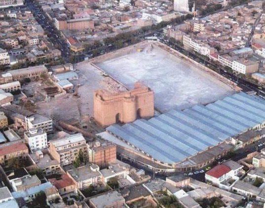 مسجد علیشاه(بنای ارگ)