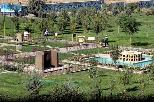 مجموعه پارک مینیاتور تبریز
