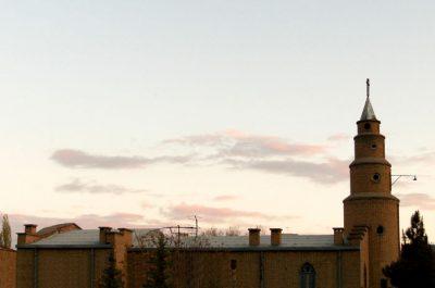 کلیسای پروتستانها (انجیلی) تبریز