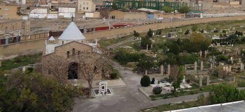 کلیسای شوغاگات مقدس تبریز