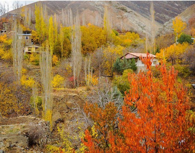 روستای واریان استان البرز