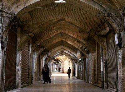 بازار زنجان بزرگترین بازار سرپوشیده ایران