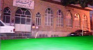 مسجد نصراله خان واقع در شهر زنجان
