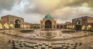 مسجد جامع زنجان(مسجد سید)