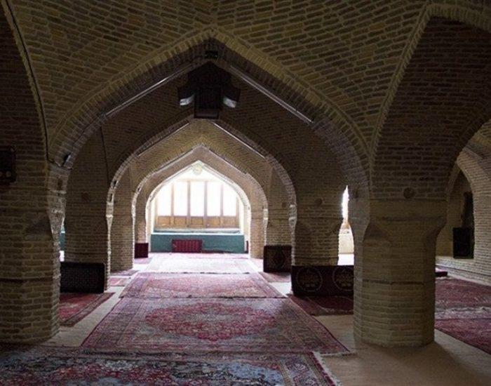 مسجد وليعصر زنجان (مسجد ملا)مسجد وليعصر زنجان (مسجد ملا)