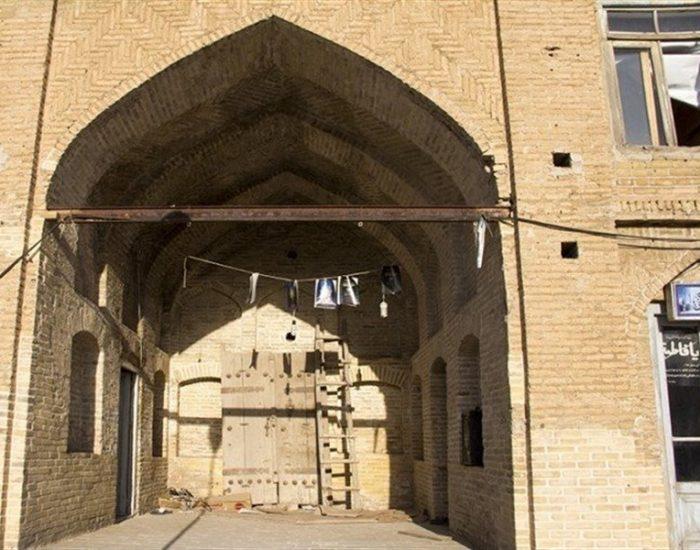 مسجد وليعصر زنجان (مسجد ملا)