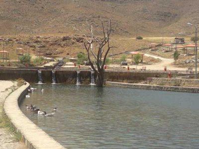 استخر چشمه شاه بلاغی