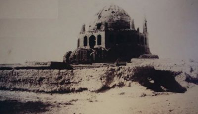 تصویری قدیمی از سلطانیه