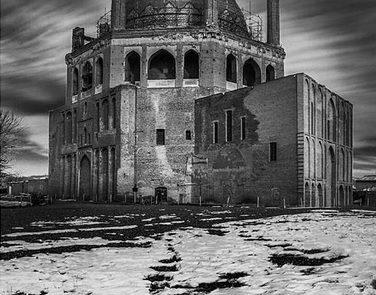 گنبد سلطانیه بزرگترین گنبد آجری جهان