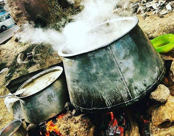 شیره انگور روستای درسجین