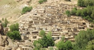 روستای پلکانی قوزلو استان زنجان