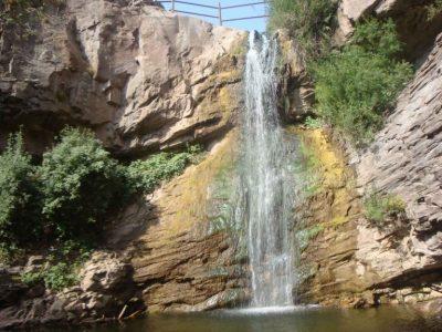 آبشار کله خانه (کوله خانه)