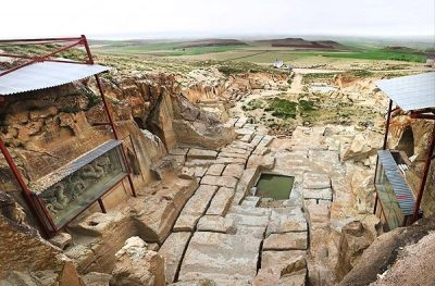 معبد داشکسن در روستای ویر