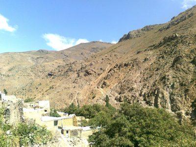 روستای برنقور (استان زنجان- ابهر)