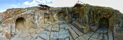 معبد داش کسن در روستای ویر