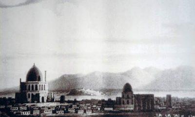 نقاشی سر رابرت کرپرتر در سال 1817 از سلطاینه