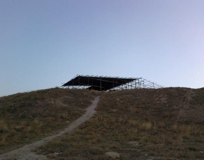 تپه نور سلطانیه