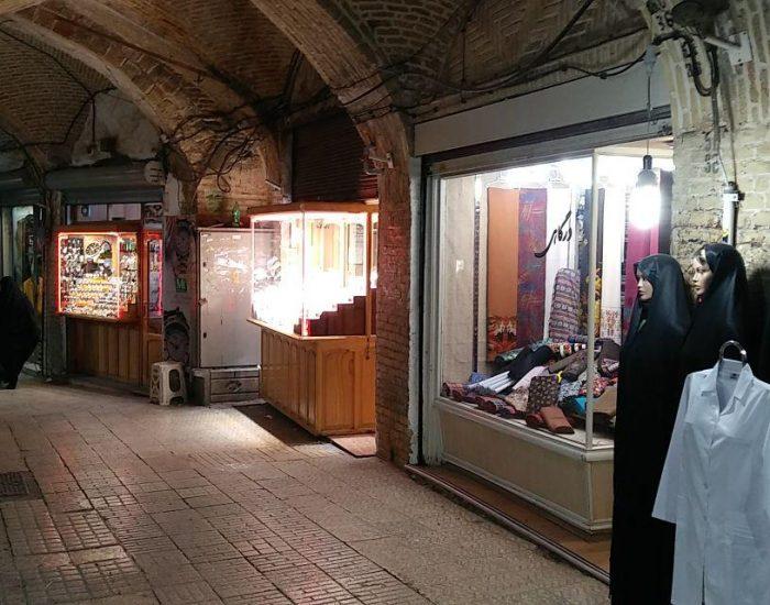 دکان های پاچه فروشی و طلا فروشی