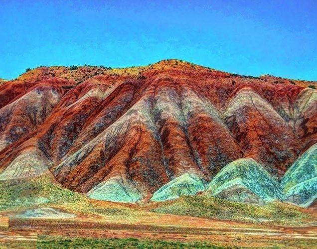 کوه های آلاداغ لار استان زنجان (ماهنشان)