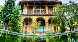 باغ صفوی قزوین (باغ سعادتآباد)