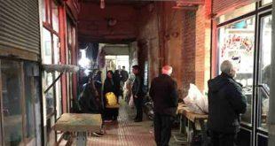 سرای نهالی (رسولی) در بازار زنجان