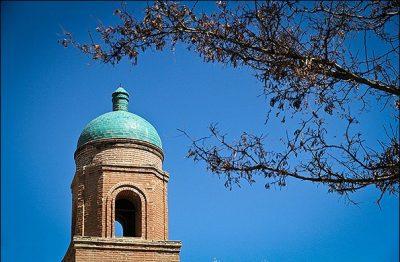 برج ناقوس کلیسای کانتور قزوین