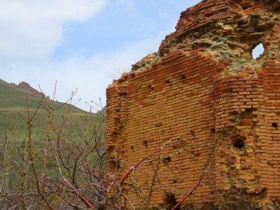 بنای کافر گنبد قزوین