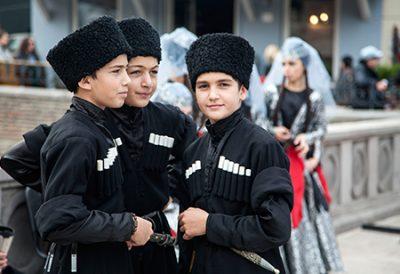 فرهنگ مردم کشور گرجستان