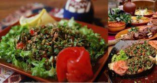 آشنایی با غذاهای ارمنی