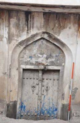 ورودی حمام زنانه صفا