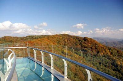 طبیعت زیبای منطقه ایمرتی گرجستان