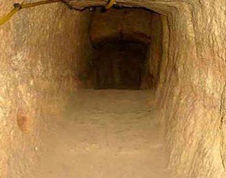 غار ریس در استان کاشان