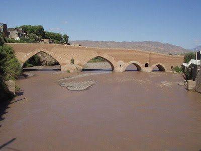 پل لوشان در استان گیلان