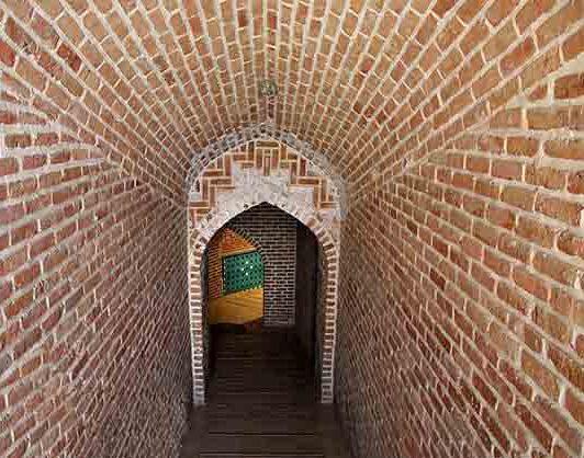 در قزوین گردی بازدید از حمام قجر را فراموش نکنیم