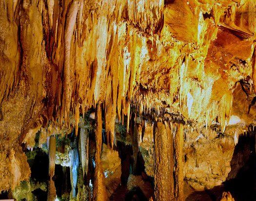 غار کتله خور در استان زنجان