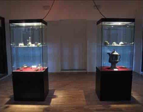 موزه مردان نمکی زنجان از اماکن تاریخی