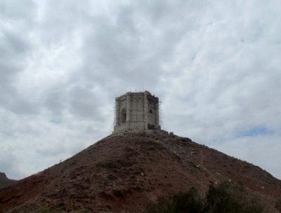 برج ساسان در استان قزوین