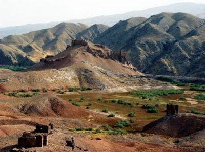 برج مقبره بزرگ منطقه تاریخی سمیران موسوم به برج ساسان