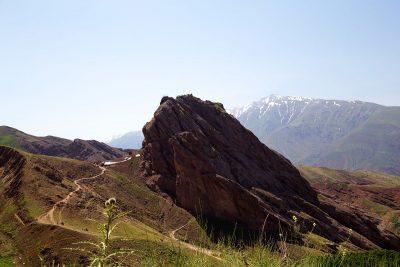 قلعه محمد زمان خان رشوند در قزوین