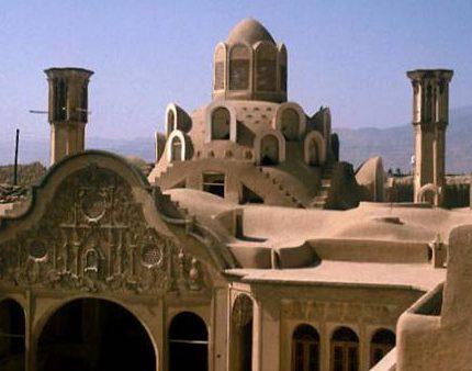 حانه بروجردی ها در شهر کاشان