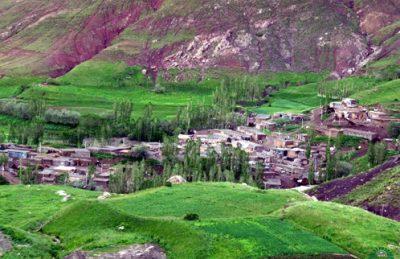 روستای حصار قزوین از روستاهای دیدنی این استان