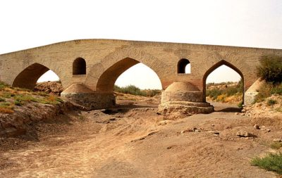 پل شاه عباسی قزوین