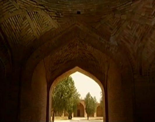 کاروانسرای محمدآباد خره (خورهه) قزوین از اماکن تاریخی ایران