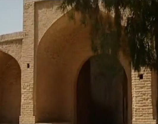 کاروانسرای محمدآباد قزوین از بناهای تاریخی ایران