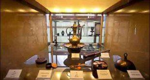 موزه خوشنویسی یکی از موزه های قزوین