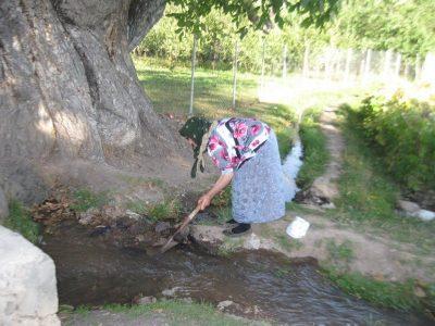 اهالی خونگرم و مهربان روستای زر آباد قزوین