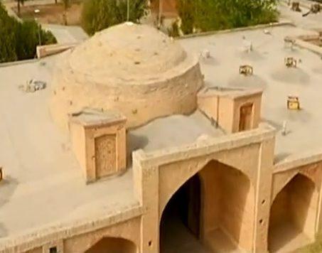 کاروانسرای محمدآباد قزوین از جاذبه های گردشگری ایران